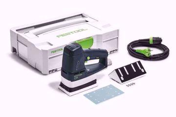 Szlifierka linearna Festool LS 130 EQ-Plus