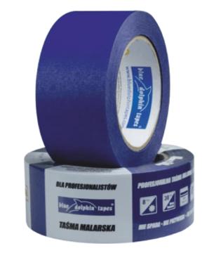 BLUE DOLPHIN Taśma malarska 25 mm x 50 m