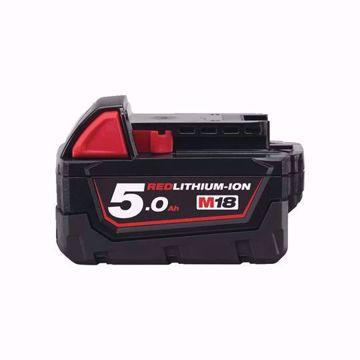 MILWAUKEE akumulator M18B5 18V 5Ah