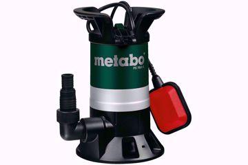 METABO pompa zanurzeniowa do wody brudnej PS 7500 S 0250750000