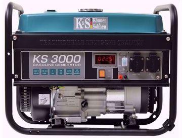 Generator benzynowy K&S