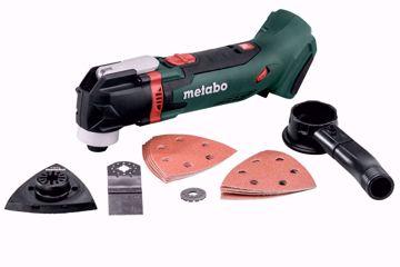 METABO akumulatorowe multinarzędzie MT 18 LTX (goła+Metalock) 613021840