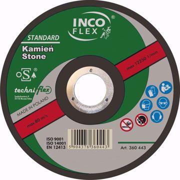 Ściernica do betonu INCO FLEX