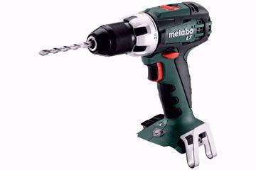 METABO akumulatorowa wiertarko-wkrętarka BS 18 LT (carcass+ Metalock II) 602102840