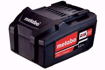 METABO Akumulator 18 V 5,2 Ah