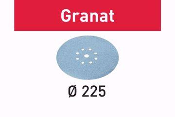 FESTOOL Krążki ścierne STF D225/8 P80 GR/25 499636