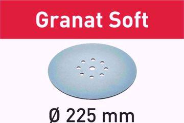 FESTOOL Krążki ścierne STF D225 P320 GR S/25 204227