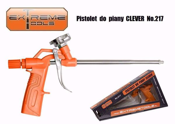 Pistolet do piany CLEVER